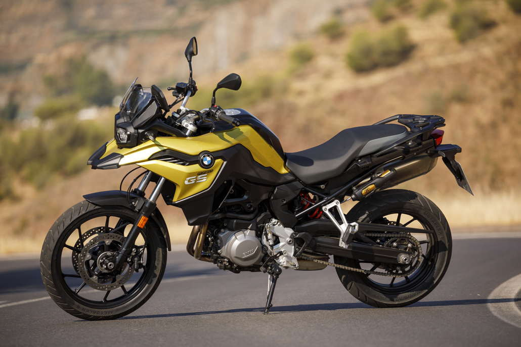 bmw f 750 gs f 850 gs 2018 pictures motorcycles. Black Bedroom Furniture Sets. Home Design Ideas