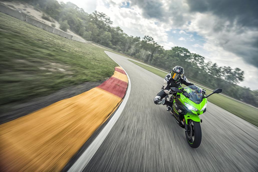 Ninja® 400 ABS KRT