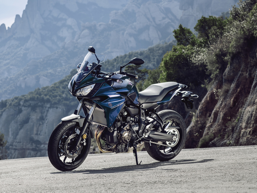 yamaha tracer 900 2018 pictures motorcycles news. Black Bedroom Furniture Sets. Home Design Ideas