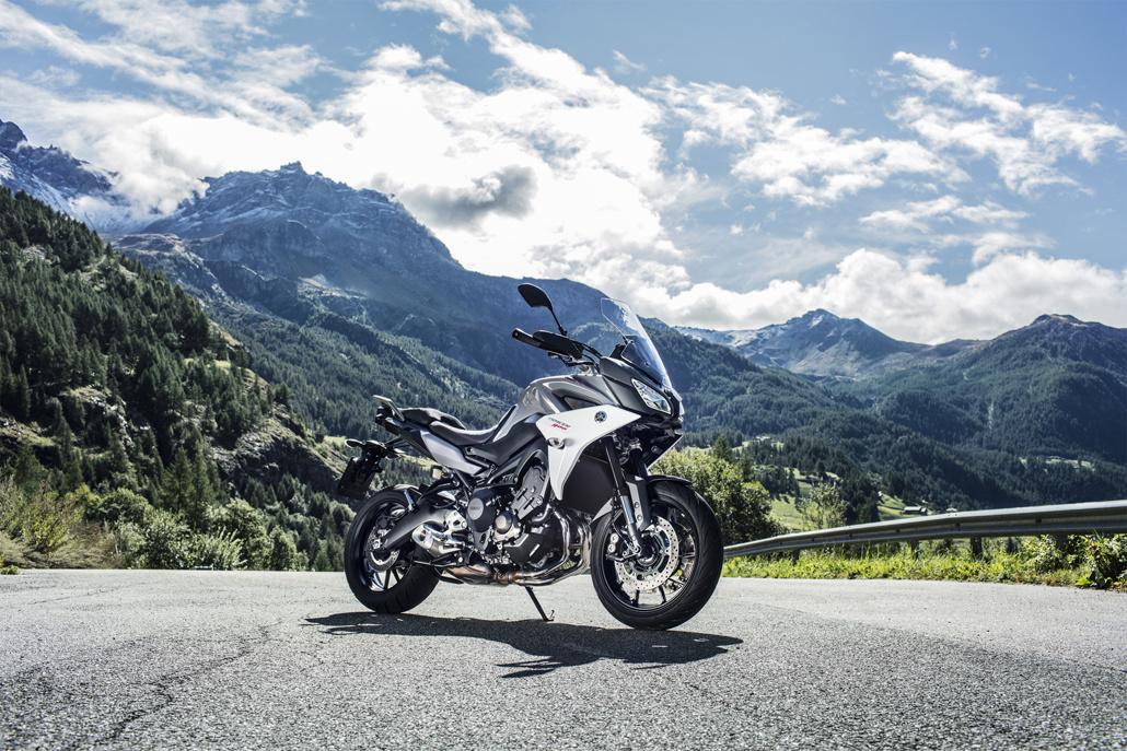 Yamaha Tracer 900 (2018) - Bilder / Fotos › Motorcycles