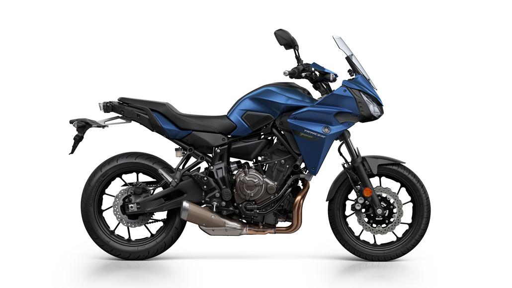 Yamaha Tracer 900 2018. Fotos