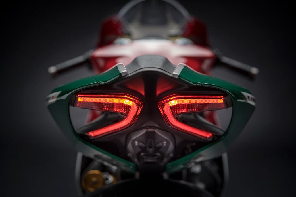 Ducati  Wheelie Control