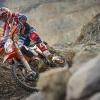 Andreas Lettenbichler performs during the prolog of the Red Bull Hare Scramble 2016 in Eisenerz, Austria on May 27, 2015.