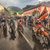 Participants seen during Raid on Eisenerz part of Erzbergrodeo 2016 in Eisenerz, Austria on May 27, 2016