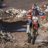 Alfredo Gomez performs during prologue of Red Bull Hare Scramble 2016 in Eisenerz, Austria on May 28, 2016