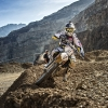 Ossi Reisinger of Austria performs during the prolog of the Red Bull Hare Scramble, Eisenerz, Austria on May 28, 2016