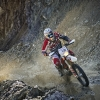 Stephan Kisslinger of Austria performs during the prolog of the Red Bull Hare Scramble, Eisenerz, Austria on May 28, 2016