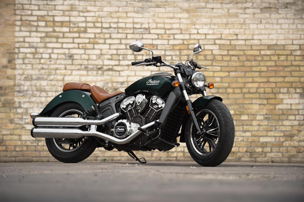 Indian Scout 2018 - Bilder / Fotos › Motorcycles.News ...