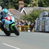 07/06/2017: Dean Harrison (Kawasaki/Silicone Engineering) at Sulby during the RL360 Quantum Superstock TT Race. PICTURE BY DAVE KNEEN/PACEMAKER PRESS