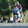 30/05/2017: Michael Dunlop (Suzuki/Bennetts/Hawk Suzuki) at Ballaugh Bridge during the opening night's practice for the Isle of Man TT. PICTURE BY DAVE KNEEN/PACEMAKER PRESS.