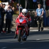 PACEMAKER, BELFAST, 30/5/2017: Guy Martin (Craig Honda) starts his first lap of practice at TT 2017 on Tuesday night.PICTURE BY STEPHEN DAVISON