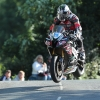 30/05/2017: Michael Dunlop (Yamaha/MD Racing) at Ballaugh Bridge during the opening night's practice for the Isle of Man TT. PICTURE BY DAVE KNEEN/PACEMAKER PRESS.