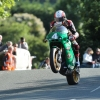 30/05/2017: Michael Rutter (Paton/Paton SC-Project Reparto Corse) at Ballaugh Bridge during the opening night's practice for the Isle of Man TT. PICTURE BY DAVE KNEEN/PACEMAKER PRESS.