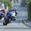 31/05/2017: Michael Dunlop (Suzuki/Bennetts/Hawk Suzuki) through the village of Kirk Michael during qualifying for the Isle of Man TT. PICTURE BY DAVE KNEEN/PACEMAKER PRESS.