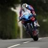 PACEMAKER, BELFAST, 31/5/2017: Michael Dunlop (Bennett's Suzuki) at Ballagarey during TT practice.PICTURE BY STEPHEN DAVISON