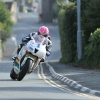 31/05/2017: Lee Johnston (Honda/padgettmotorcycles) through the village of Kirk Michael during qualifying for the Isle of Man TT. PICTURE BY DAVE KNEEN/PACEMAKER PRESS.