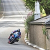 03/06/2017: Michael Dunlop (Suzuki/Bennetts/Hawk Suzuki) at Barregarrow during qualifying for the Monster Energy Isle of Man TT. PICTURE BY DAVE KNEEN/PACEMAKER PRESS