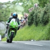03/06/2017: Martin Jessopp (Kawasaki/Riders Motorcycles) at Barregarrow during qualifying for the Monster Energy Isle of Man TT. PICTURE BY DAVE KNEEN/PACEMAKER PRESS
