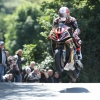 04/06/2017: Michael Rutter (BMW/Bathams SMT Racing) at Ballaugh Bridge during the Isle of Man RST Superbike TT race. PICTURE BY DAVE KNEEN/PACEMAKER PRESS