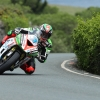 05/06/2017: James Hillier (Kawasaki/JG Speedfit Kawasaki) approaching The Gooseneck during the Monster Energy Supersport TT Race. PICTURE BY DAVE KNEEN/PACEMAKER PRESS
