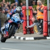 09/06/2017: Michael Dunlop (Suzuki/Bennetts/Hawk Suzuki) at St Ninians during the Pokerstars Senior TT race. PICTURE BY DAVE KNEEN/PACEMAKER PRESS