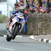 09/06/2017: Peter Hickman (BMW/Smiths Racing) at St Ninians during the Pokerstars Senior TT race. PICTURE BY DAVE KNEEN/PACEMAKER PRESS