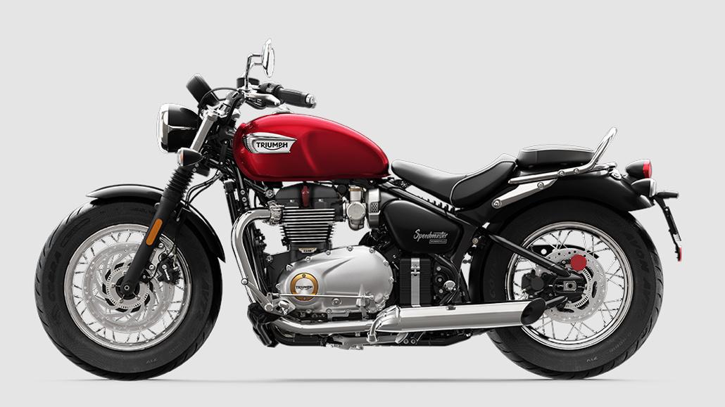 Triumph Bonneville Speedmaster Pictures Motorcyclesnews