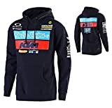 Troy Lee Designs Hoody KTM Team Blau Gr. L