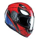 HJC cs-15Marvel Full Face Motorrad Helm-Spiderman Heimkehr MC1