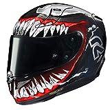 HJC Helmets R-PHA-11 VENOM BLACK/RED M