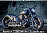 Best of Custom- and Showbikes Kalender (Wandkalender 2020 DIN A3 quer)