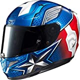 HJC Helm RPHA11 CAPTAIN AMERICA MARVEL MC2 L