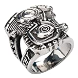Sons of Anarchy Reaper Crew Stainless Steel Ring