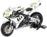 Minichamps 122071244 - Honda CBR 1000 RR Fireblade - Roberto Rolfo Maßstab: 1:12