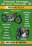 Classic Vinatge & Veteran Motorcycles Vol 2[DVD] [UK Import]