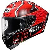 Shoei Spirit 3Marquez Motorrad Helm