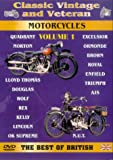 Classic Vintage And Veteran Motorcycles - Vol. 1 [DVD] [UK Import]