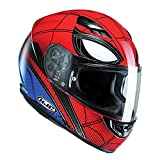 HJC cs-15 Marvel Full Face Motorrad Helm – Spiderman Heimkehr MC1