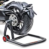 ConStands - Motorrad Montageständer Ducati Panigale V2 2020 Schwarz Hinterrad Einarmständer Single One
