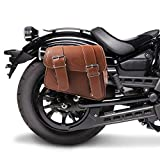 Solo Satteltasche Craftride Indian Scout/Sixty Montana II 8l braun