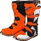 O'NEAL Rider MX Motocross Supermoto Motorrad Stiefel schwarz 2020