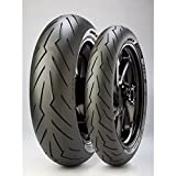 Pirelli Diablo Rosso III Paar 120/60ZR17180/55ZR17
