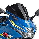 Racingscheibe Suzuki GSX-R 125 17-19 schwarz Puig 9721n