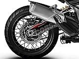 Schwinge dekoration schutz aufkleber kit Ducati Multistrada 1200/1260 Enduro'14-'20