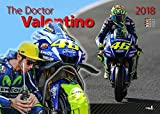 The Doctor Valentino (Valentino Rossi Kalender 2018)
