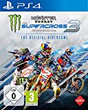 Monster Energy Supercross - The Official Videogame 3 (Playstation 4)