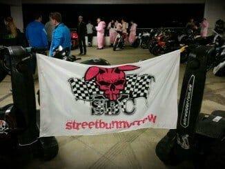 Streetbunnycrew auf der Streetculture 2014 in Nürnberg