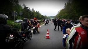1.Mai Motorradtreffen in Nürnberg