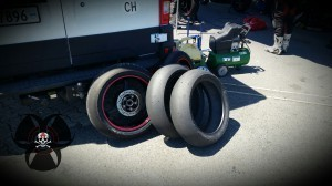 Slicks am Hockenheimring