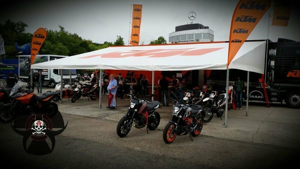 Motorrad-Festival PS-Tuner-GrandPrix 2014 Hockenheim